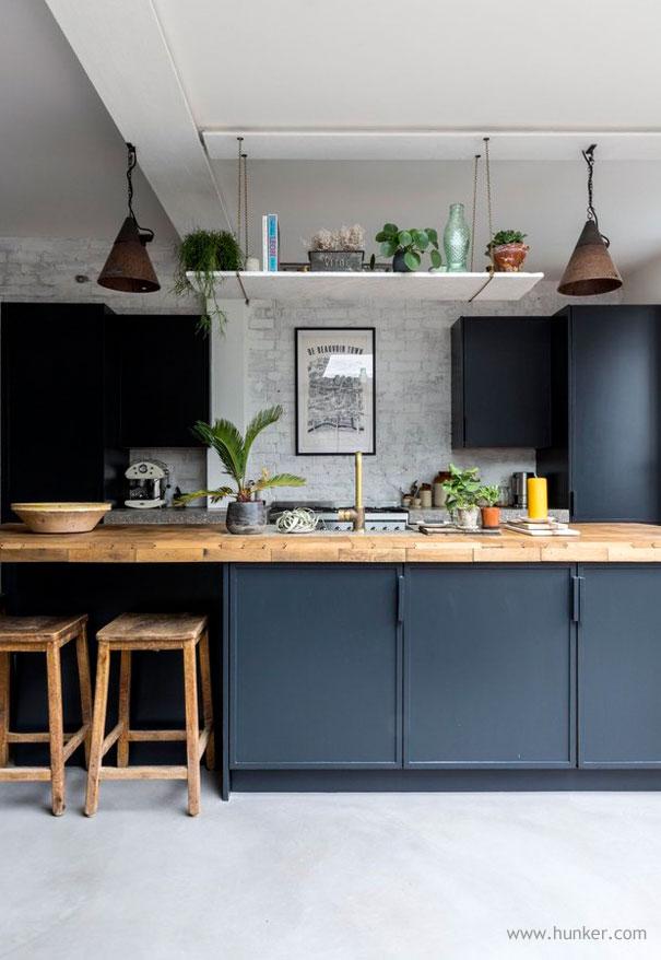 Otwarcie kuchni na pokój